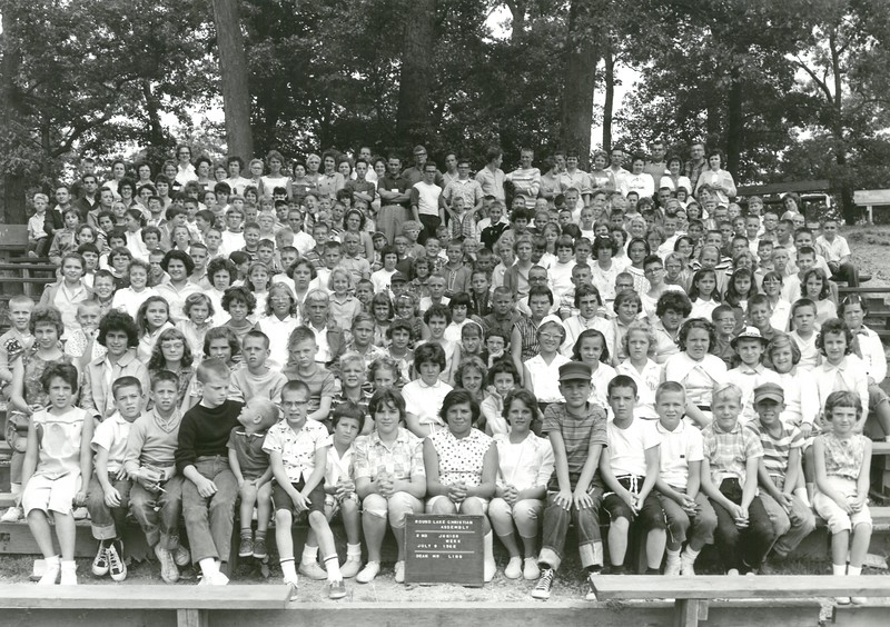 2nd Junior Week, July 8-14, 1962 Phil Ling, Dean