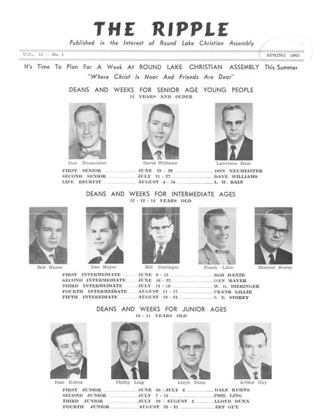 1963 The Ripple 1