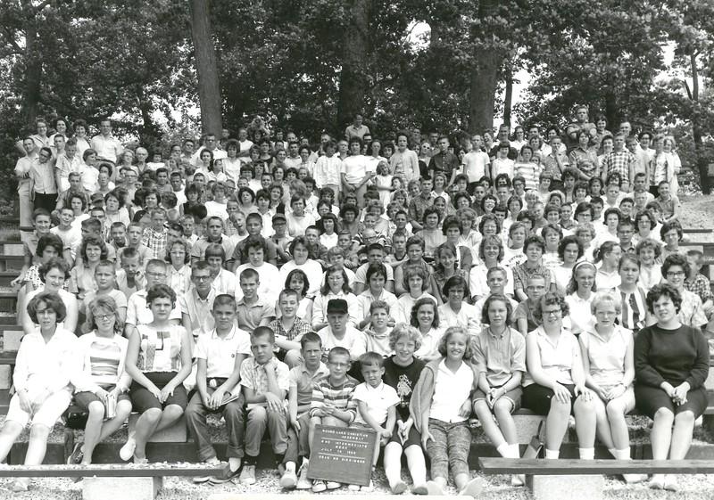 3rd Intermediate, July 14-20, 1963 W G  Dieringer, Dean
