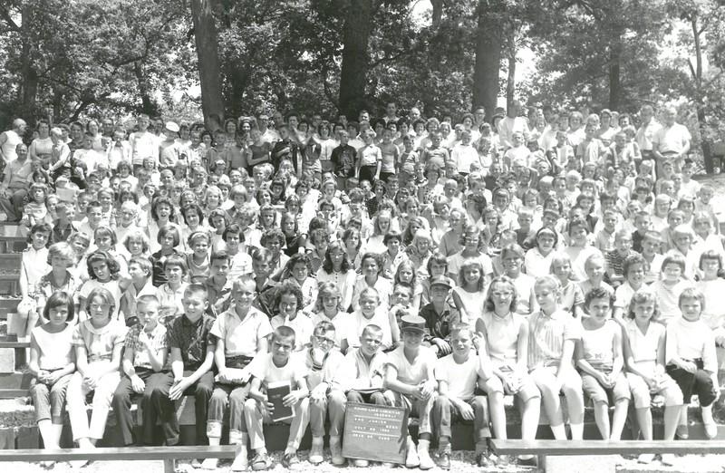 3rd Junior, July 28-August 3, 1963 Lloyd Dunn, Dean