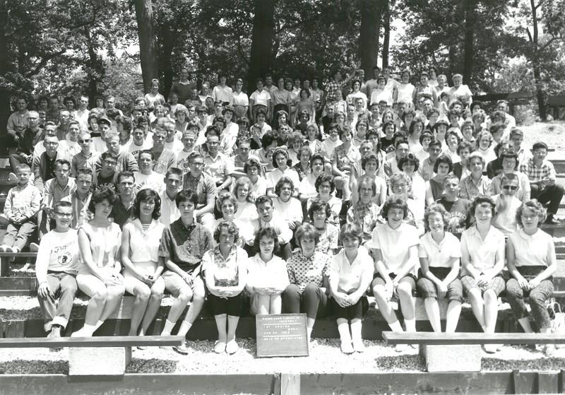 1st Senior Week, June 23, 1963 Mr Neumeister, Dean