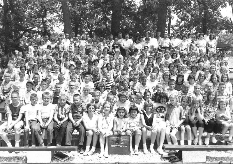 1st Junior Week, June 28-July 4, 1964 Phil Ling, Dean 1