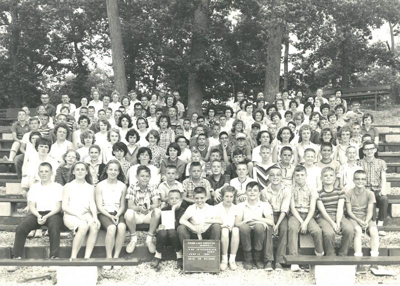 2nd Intermediate Week, June 14-20, 1964 Ira Brandon, Dean