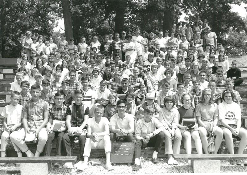 4th Intermediate, August 14-20, 1966 Bob Hanze, Dean