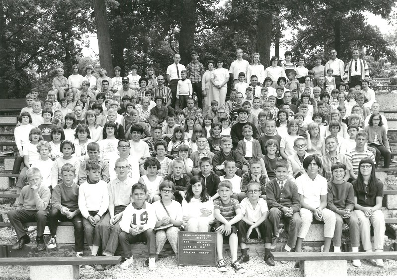 2nd Junior Week, June 25-July 1, 1967, Hugh Snepp, Dean