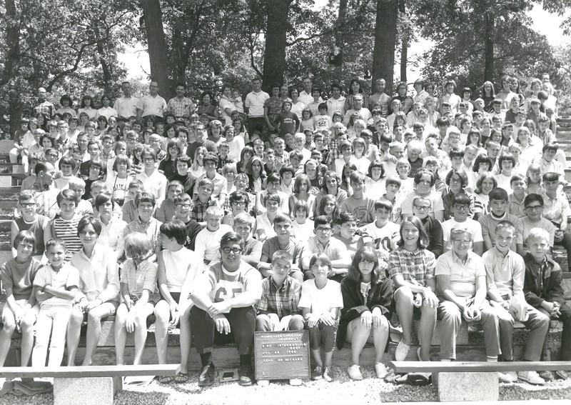 3rd Intermediate Week, July 28-August 3, 1968 Norman Maynard, Dean
