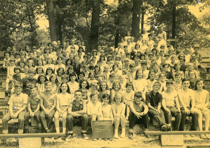 1st Junior Week, June 9-15, 1968 Gerald Williams, Dean