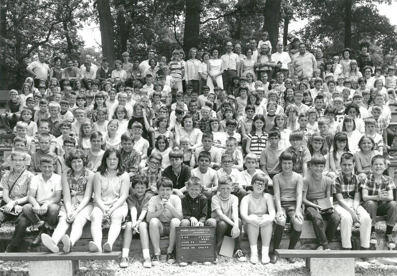 2nd Junior Week, June 23-29, 1968 Hugh Snepp, Dean