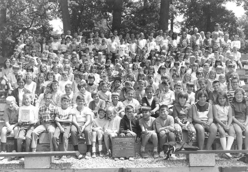 4th Junior Week, August 10-16, 1969 Ken Parrott, Dean