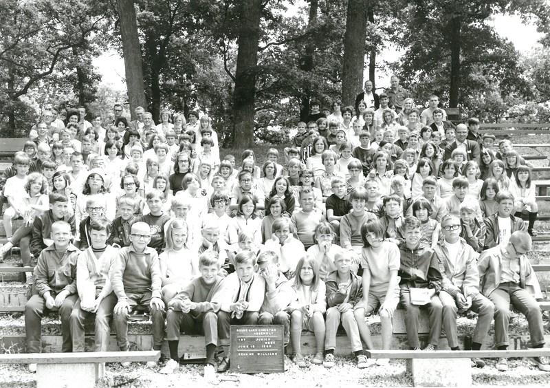 1st Junior Week, June 15-21, 1969 Gerald Williams, Dean