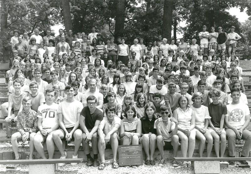 2nd Senior Week, August 3-9, 1969 Joe Sutherland
