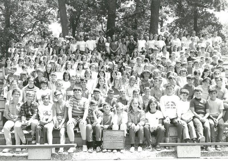 1st Intermediate Week, June 28-July 4, 1970 Robert Ellensberger, Dean