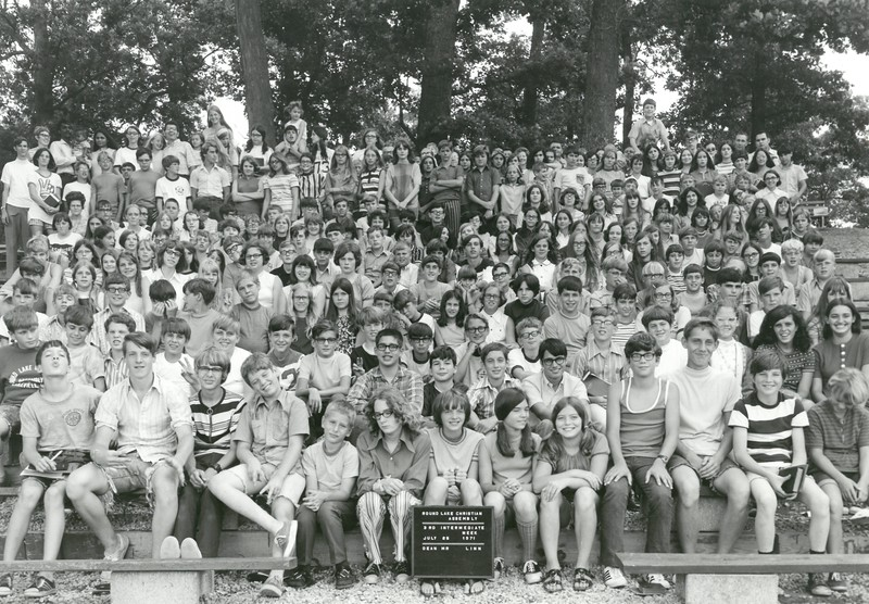 3rd Intermediate Week, July 25-31, 1971 Ray Linn, Dean
