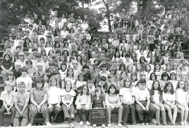 2nd Junior Week, July 9-15, 1972 Robert Muter, Dean