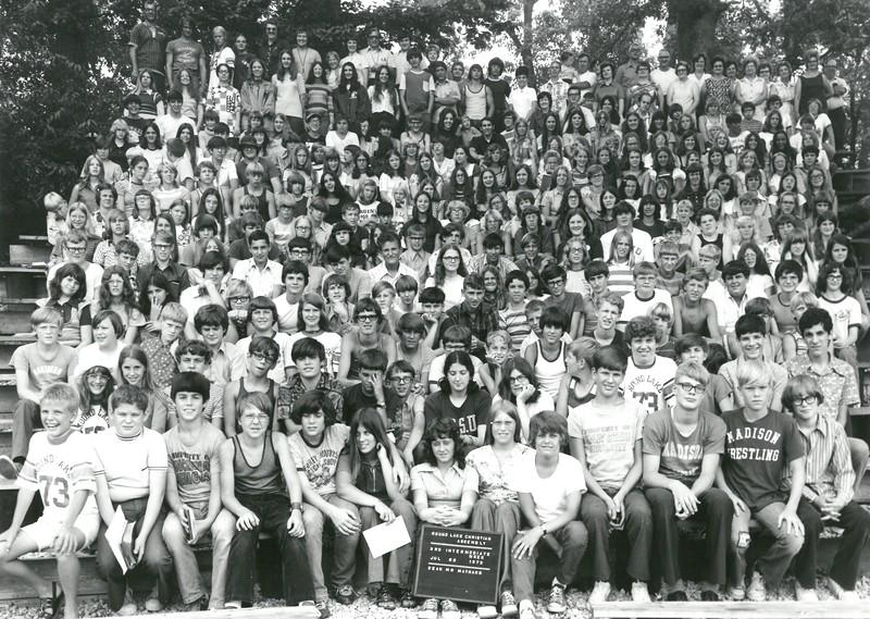 3rd Intermediate Week, July 22-28, 1973 Norman Maynard, Dean