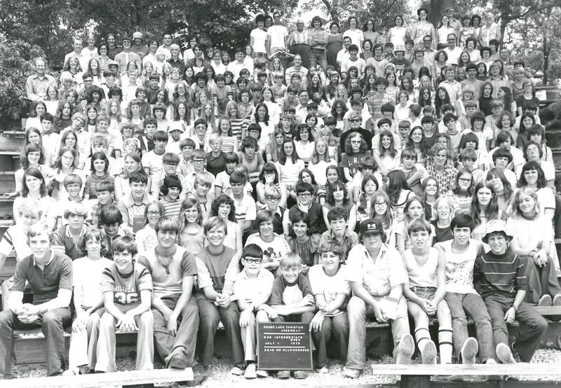 2nd Intermediate, July 1-7, 1973 Robert Ellenberger, Dean