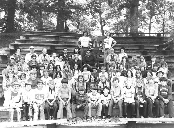 Camp Photos 1970-1979