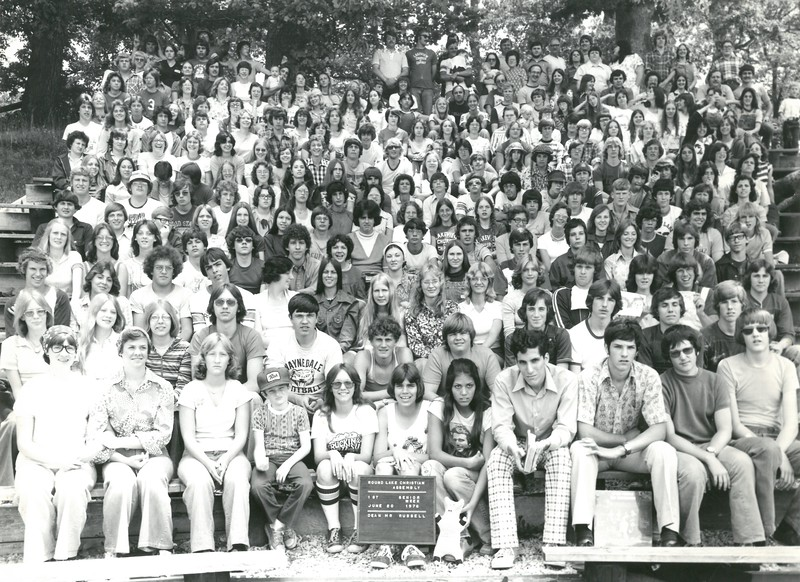 1st Senior Week, June 20-26, 1976 Vernon Russell, Dean