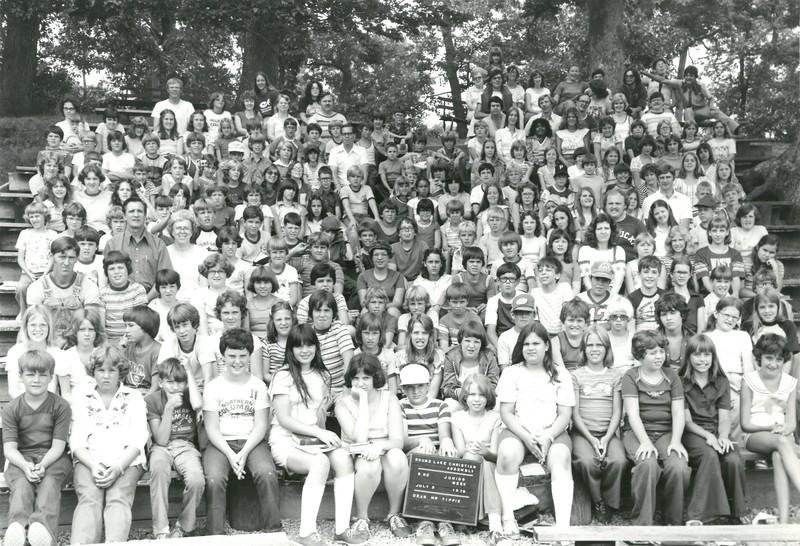 2nd Junior Week, July 9-15, 1978 Leonard Tippie, Dean