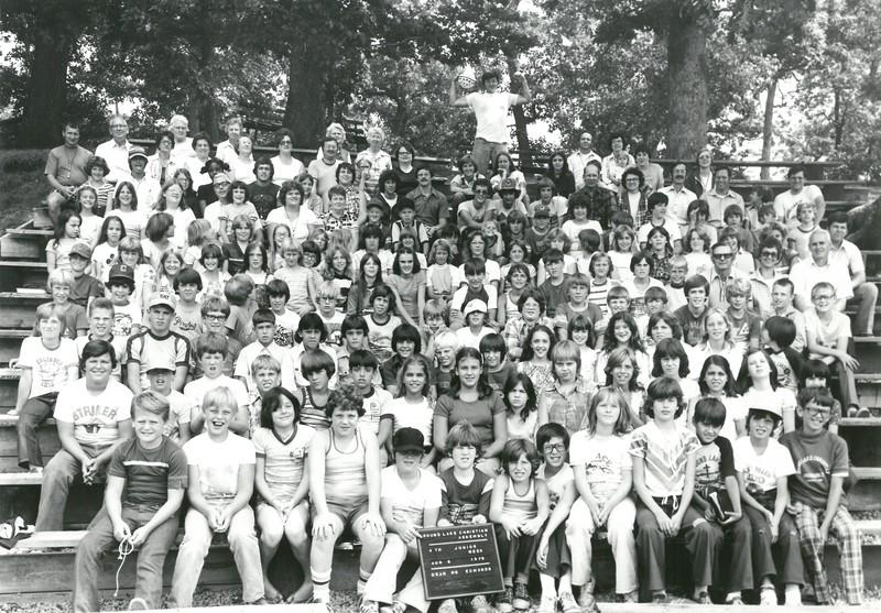 4th Junior Week, August 6-12, 1978 John Edmonds, Dean