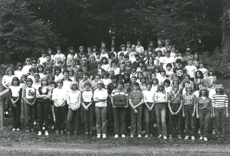 Niners, June 20-26, 1982 Randy Creamer, Dean