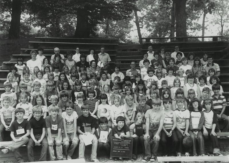 First Chance 1, June 8-11, 1982 Don Linn, Dean
