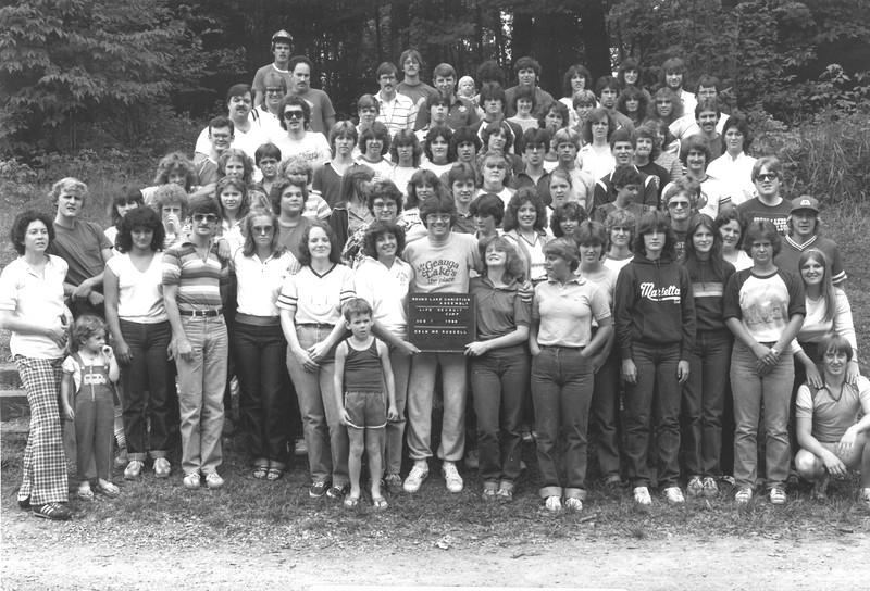 Life Recruit, August 1-6, 1982   Vernon Russell, Dean