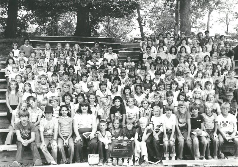 First Chance II, August 15-18, 1982  Larry Travis, Dean