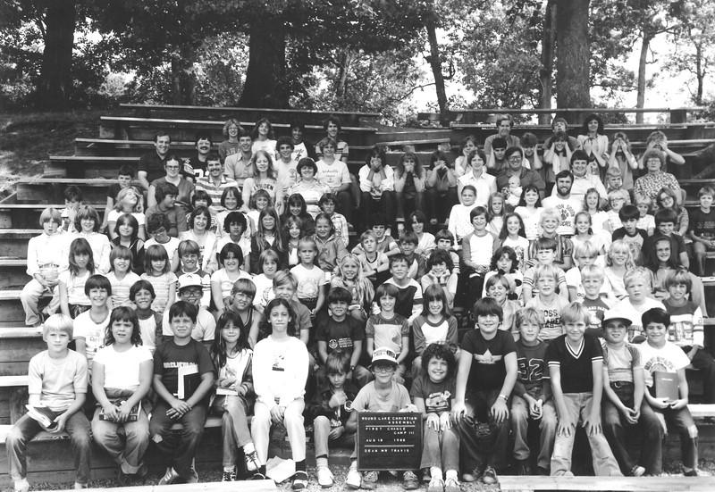 First Chance III, August 18-21, 1982   Larry Travis, Dean