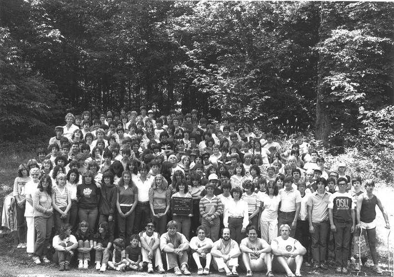Senior 1, June 11-18, 1982 Shawn McMullen, Dean