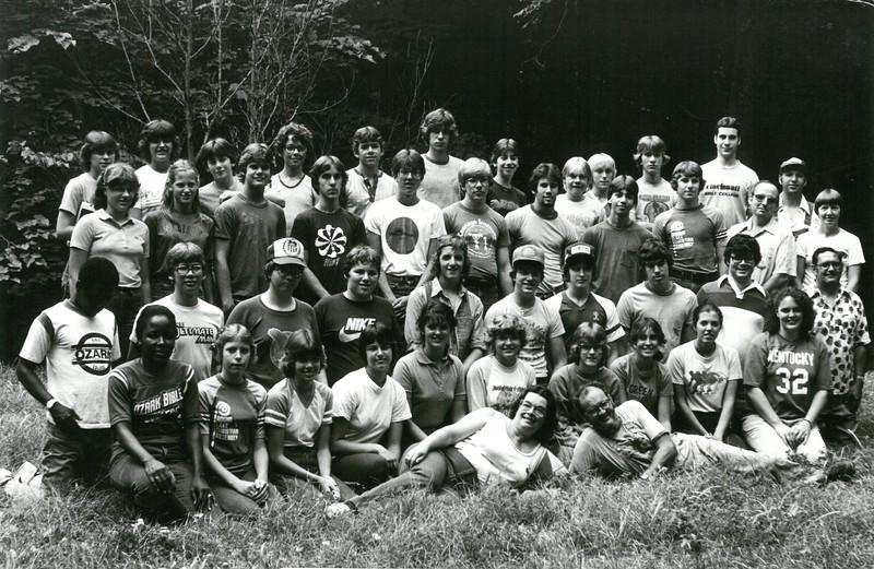 Wilderness II, July 25-31, 1982 Dan Gault, Dean