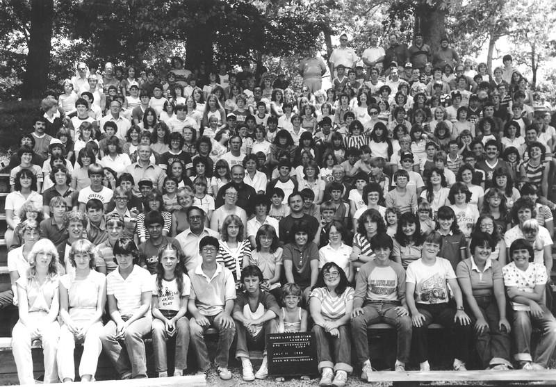Intermediate III, July 11-17, 1982  Jerrold Hollobaugh, Dean