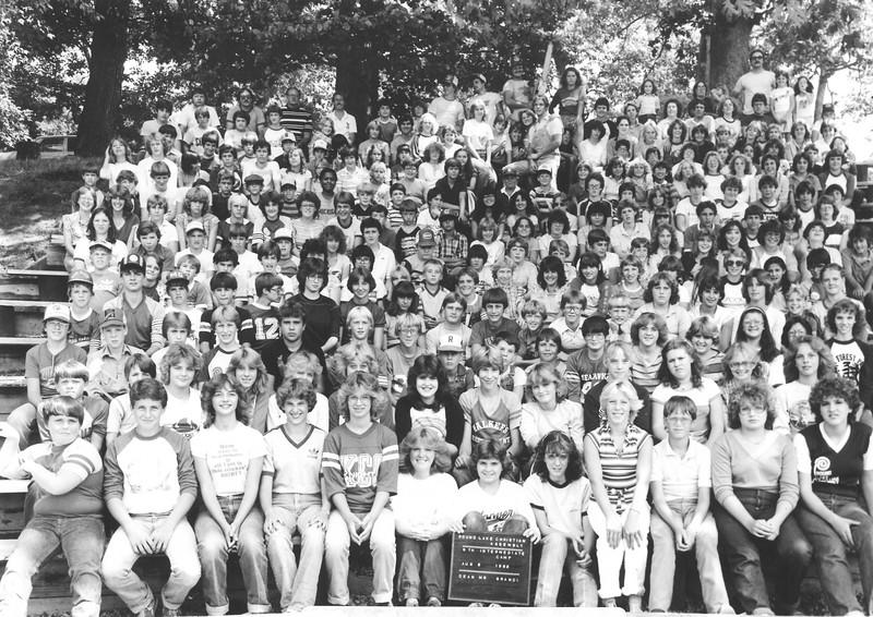 Intermediate V, August 8-14, 1982  Bill Grandi, Dean