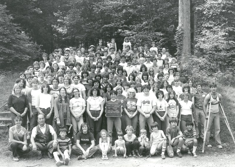 2nd Senior Week, June 28-July 4, 1981 Robert Walther, Dean
