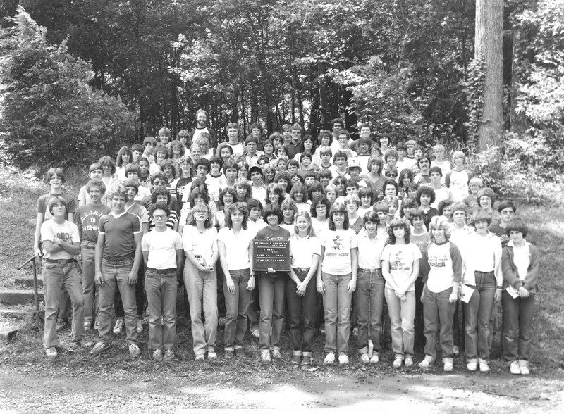 Niners, June 21-27, 1981 Randy Creamer, Dean