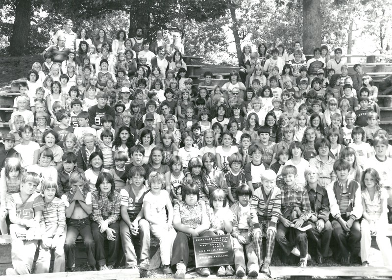 First Chance II, August 16-19, 1981 Jim Phillips, Dean