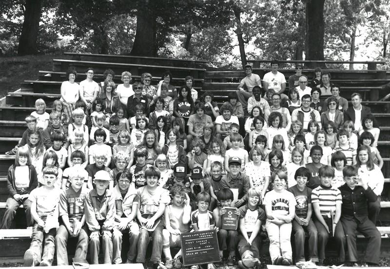 First Chance I, June 9-12, 1981 Don Linn, Dean