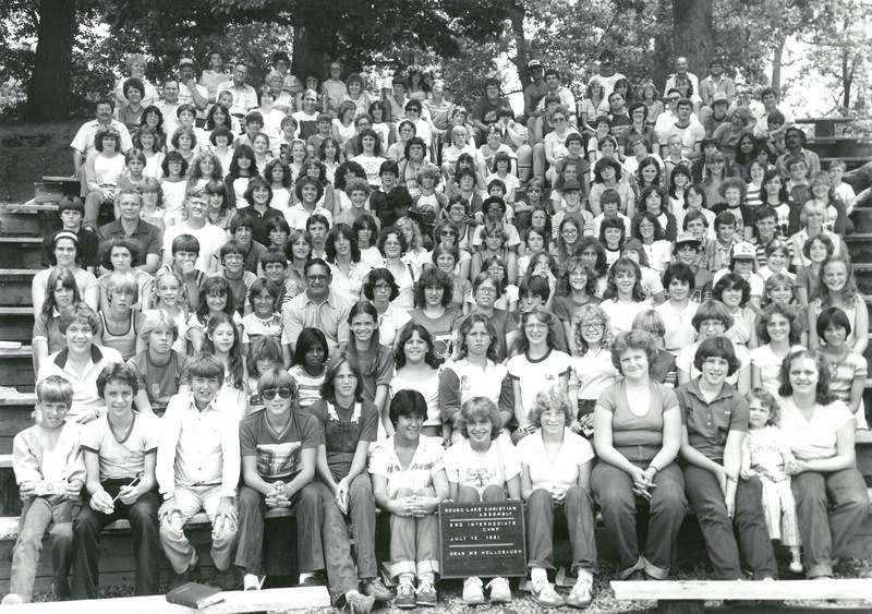 3rd Intermediate Week, July 12-18, 1981 Jerry Hollobaugh, Dean