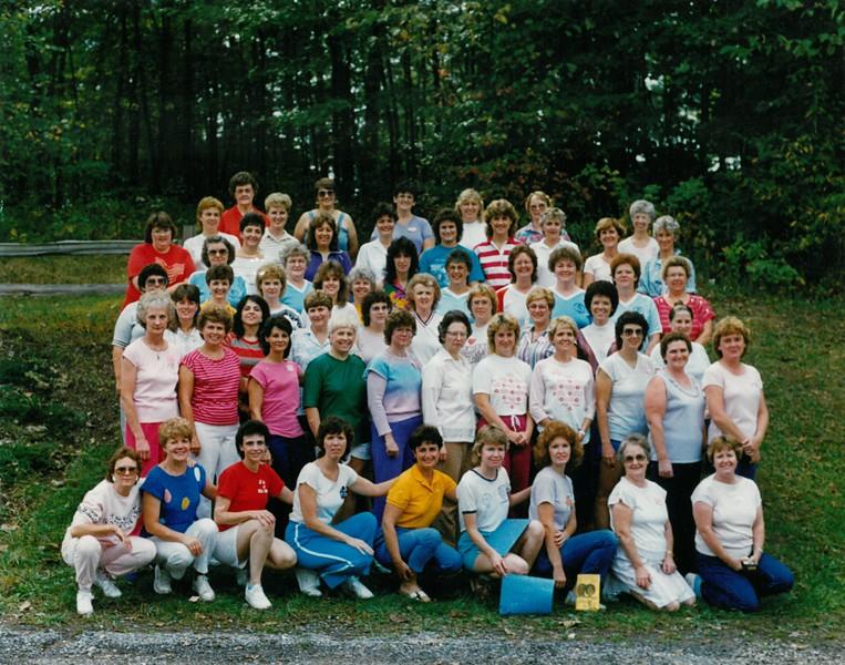 1986 Women's Fitness