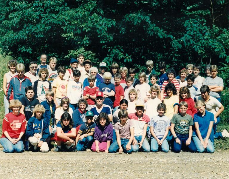 JR HI Wilderness II, 1986, Dan Gault, Dean