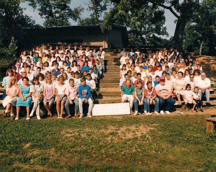 Intermediate 4, July 31-August 6, 1988 Wilmer Ballou, Dean