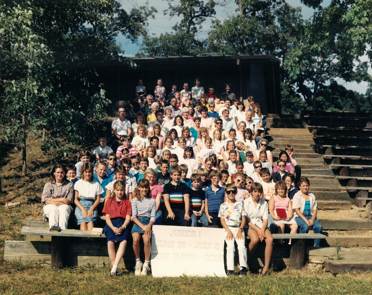 Junior 1, June 26-July 2, 1988 Gene Smith, Dean