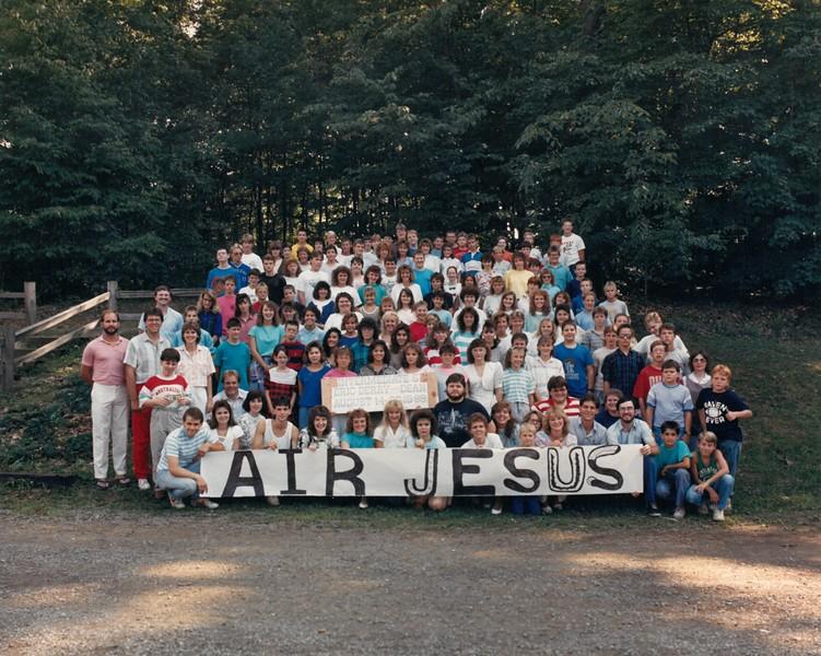 Intermediate 5, August 14-20, 1988 Eric Derry, Dean