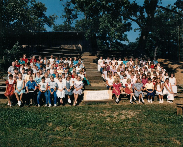 First Chance 3, August 7-10, 1988 Jeff Helton, Dean