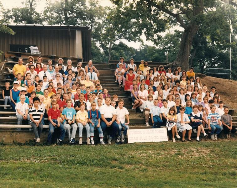 Junior 3, July 24-30, 1988 Jack Knox, Dean