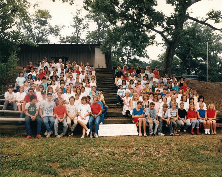 Intermediate 3, July 17-23, 1988 Dave Underwood, Dean