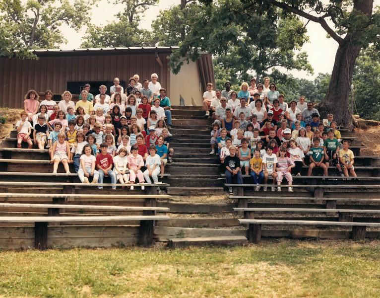 First Chance 1, June 19-22, 1988 Don Linn, Dean