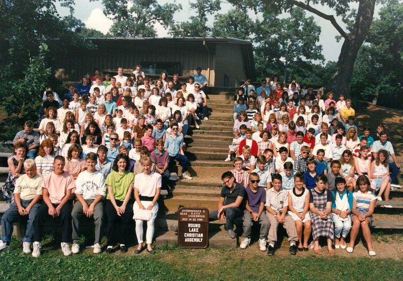 Intermediate 2, July 16-22, 1989, Dave Underwood, Dean