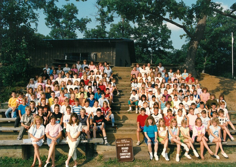 Junior 4, July 23-29, 1989 Tom Benter, Dean