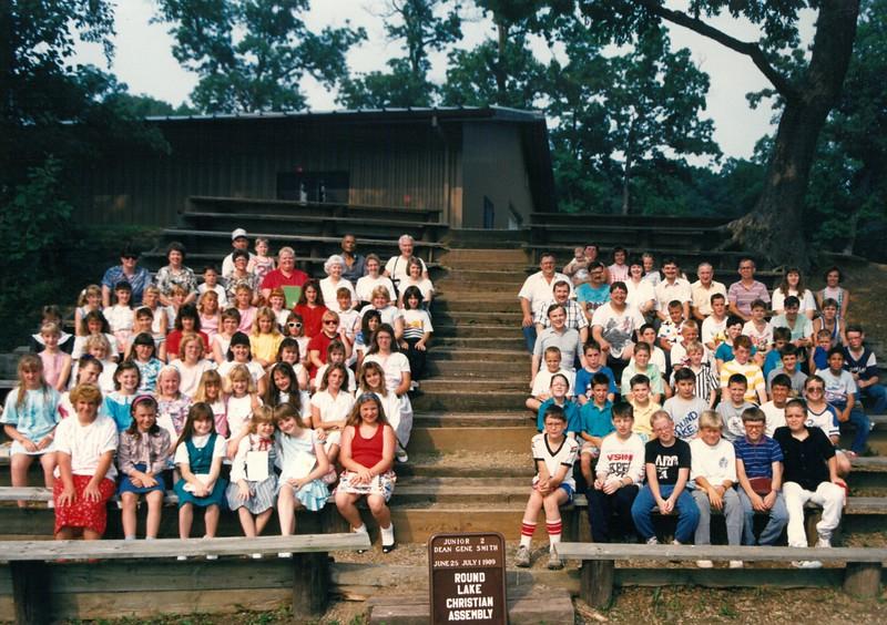 Junior 2, June 25-July 1, 1989 Gene Smith, Dean